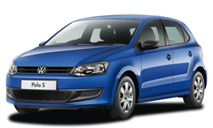 Kalithea Rent a Car Rhodes Volkswagen Polo Auto Diesel